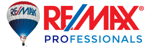 REMAX Professionals Logo 2015 Transparent with Balloon